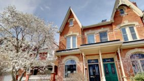 House of the Week: $1.7 million for a Cabbagetown Victorian with stunning stained glass