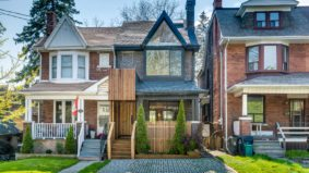 House of the Week: $1.4 million for a modern Beaches home with some super-tall ceilings