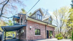 House of the Week: $3 million for a sleek, modern coach house near High Park