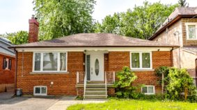 Rental of the Week: $2,800 per month for a bungalow in North York
