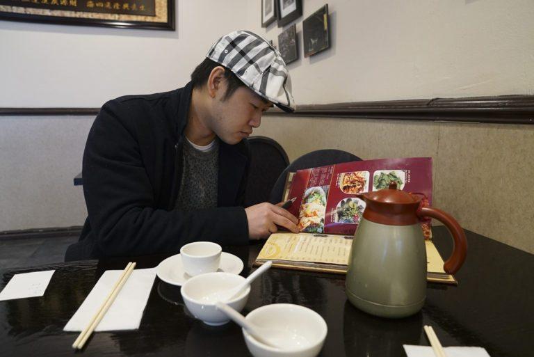 Where Shoushin chef Jackie Lin eats Chinese and Japanese