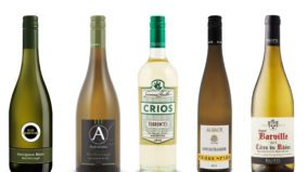 The best international bottles of white wine from the LCBO