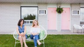 Inside the gorgeous June Motel, a boutique roadside inn in Prince Edward County