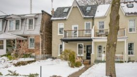 Sale of the Week: the Junction semi that went for $550,000 over asking