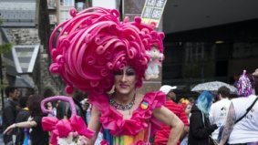 The craziest costumes we spotted at the Pride parade