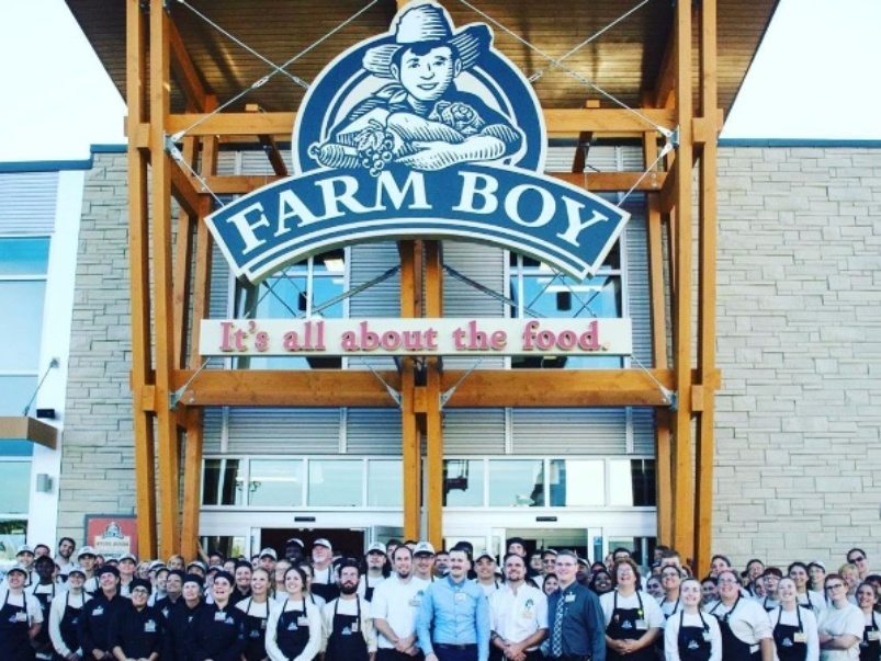 Toronto's first Farm Boy will open this fall