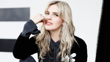 Welcome to the Beauty Sessions, conversations in the makeup chair with Toronto's best-dressed women