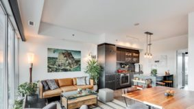 Condo of the Week: $1.1 million for a Mirvish Village penthouse with multiple terraces