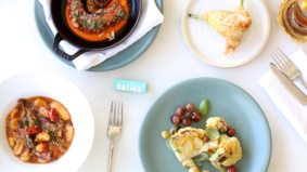 What's on the menu at La Palma, a new Italian restaurant from the people behind Campagnolo