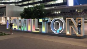 "No, Toronto, Hamilton didn't ""steal"" the idea for their new sign from us"