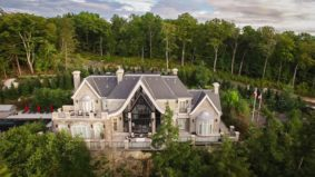 Here are three of the most expensive cottages currently on the market