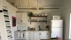 Airbnb of the Week: $249 per night for an adorable lakeside cottage in Prince Edward County