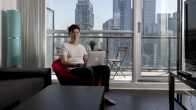 The Chase: A 24-year-old lifelong North Yorker looks for a downtown pad