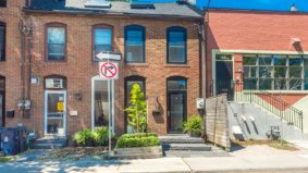 House of the Week: $1 million for a century-old townhouse in Leslieville