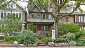 House of the Week: $1.9 million for a restored 100-year-old home near the Danforth
