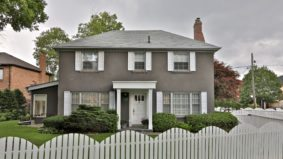 Sale of the Week: The $1.8-million Wilson Heights home that proves lot size matters