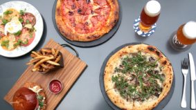 What's on the menu at King Taps, the Financial District's massive new beer bar