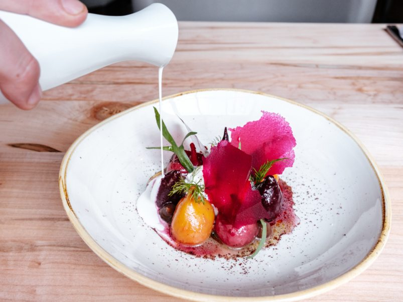 What's on the menu at Copetín, Claudio Aprile's new restaurant in the old Origin St. James space