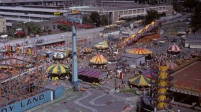 Here's what the CNE looked like over the past century