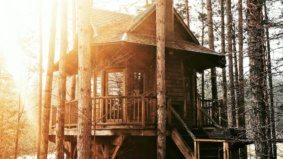 Airbnb of the Week: From $279 per night for a cedar treehouse in Port Perry