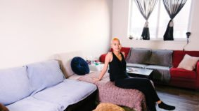 """""""All of my furniture is from Bunz"""": how a 20-year-old hairdressing student gets by in Toronto"""
