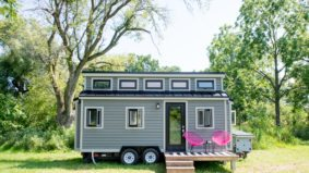 Airbnb of the Week: From $220 per night for a tiny home in a PEC vineyard