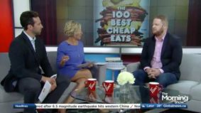 Watch <em>Toronto Life'</em>s food editor talk about the city's best cheap eats on <em>The Morning Show</em>