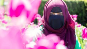 """I wear niqab as an act of defiance"": five women on being Muslim in Canada"