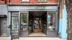 Inside Filson, the outdoorsy Seattle brand's first Toronto flagship