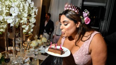 Inside <em>Real Housewives</em> star Roxy Earle's birthday party at One King West