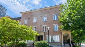 Rental of the Week: $3,400 per month for a townhouse in Liberty Village with a private rooftop patio