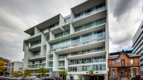 Rental of the Week: $3,800 to live in the King West apartment of a pro soccer player