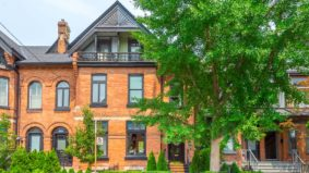 House of the Week: $1.9 million for a modernized Cabbagetown Victorian with an airy master suite