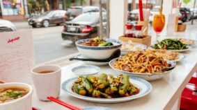 What's on the menu at Chop Chop, a fast-casual Taiwanese restaurant