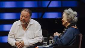 Six things we learned from Ai Weiwei's rare appearance in Toronto
