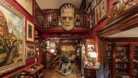 A sneak peek inside the AGO's beautifully bizarre Guillermo del Toro exhibition