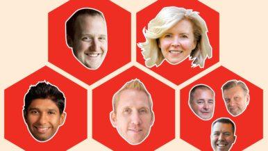 A handful of RIM escapees are leading the Toronto tech scene