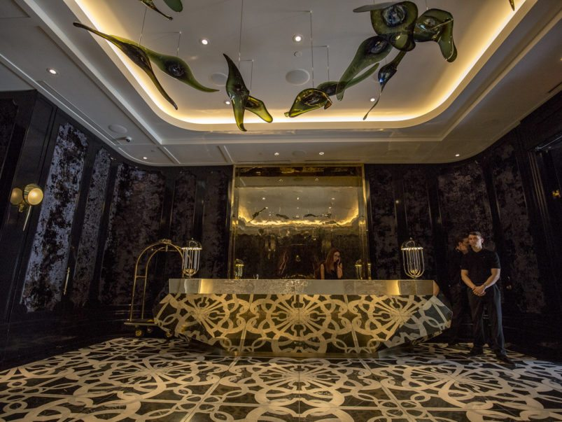 Inside Bisha, Charles Khabouth's slick new hotel in the Entertainment District