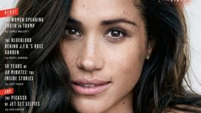 Five things we learned from <em>Vanity Fair'</em>s Meghan Markle cover story