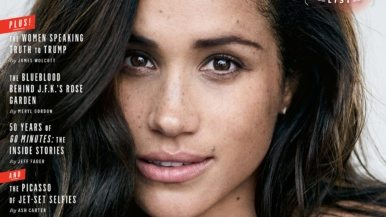 Five things we learned from <em>Vanity Fair&#8217;</em>s Meghan Markle cover story