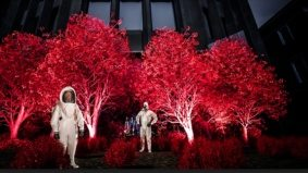 A <em>Stranger Things</em> installation, a hot-air balloon and five other must-see spectacles at Nuit Blanche 2017