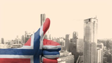 The Norwegians want to learn from us