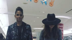Spotted at TIFF: Halle Berry comes and goes, Margaret Atwood dines at La Palma