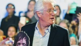 Spotted at TIFF: Richard Gere holds Peter Dinklage's face, Glenn Close bows down to her daughter