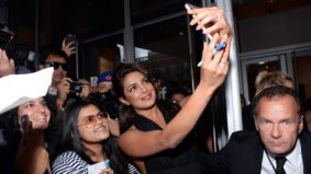 Inside TIFF's official opening party, with Priyanka Chopra, Jason Isaacs and Director X