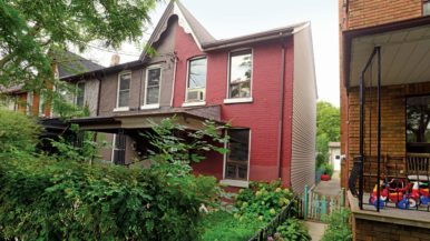 She bought her Roncesvalles house for $7,000—in 1951