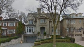Goldman Sachs Canada's new CEO just closed on a house in Forest Hill