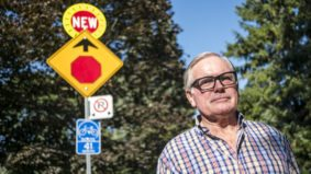 """""""I don't know what's real or not"""": Rosedale locals talk about the neighbourhood's worsening stop-sign controversy"""