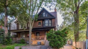 Rental of the Week: $3,100 per month for two floors of an updated home in Leslieville