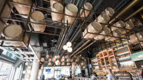 What's on the menu at Northern Maverick, a massive new King West brewery